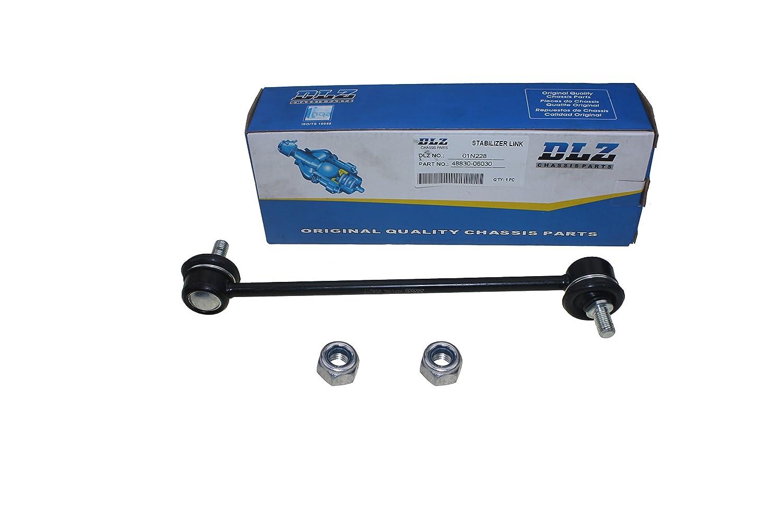 DLZ 2 Pcs Rear Sway Bar Link Compatible with 2005 Toyota Avalon 2013-2016 Toyota Avalon 2002-2006 Toyota Camry 2012-2017 Toyota Camry 2002-2003 Lexus ES300 2013-2017 Lexus ES300H 2004-2006 Lexus ES330