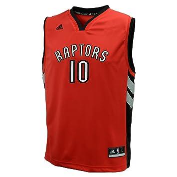 Adidas Demar DeRozan Toronto Raptors NBA Réplica Youth Niño Jersey Camiseta, Large