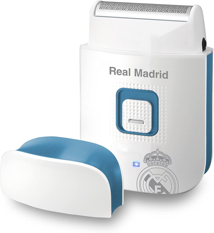 Taurus Real Madrid - Afeitadora recargable, color negro: Amazon.es ...