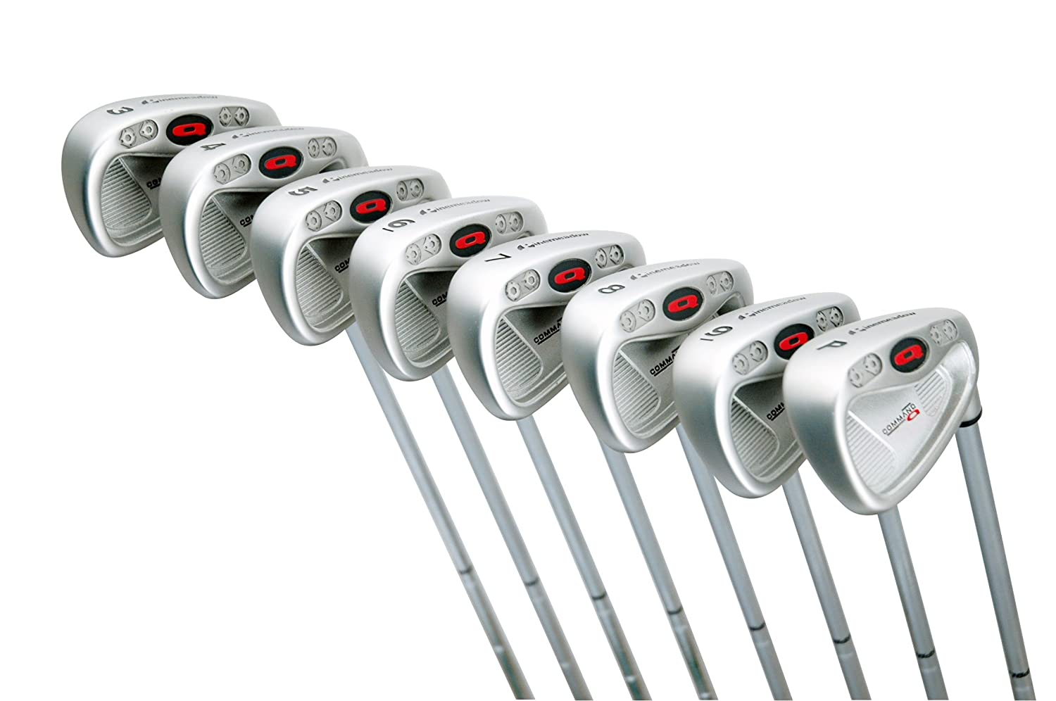 Golf Pinemeadow Mando Q hierros, Set de 8 (3-PW ...