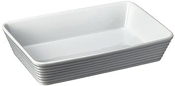 Auflaufformen  Küchenprofi 750118230 Auflaufform, rechteckig 30 cm aus ...