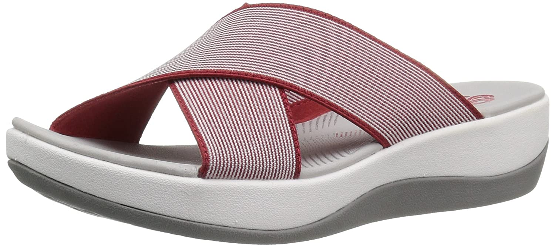 CLARKS Women's Arla Elin Slide Sandal P000488615