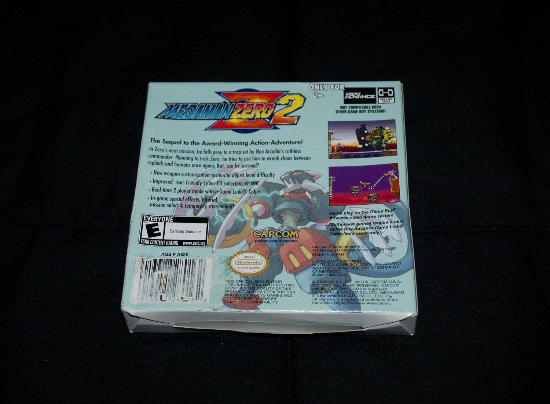 Amazon com: Mega Man Zero 2: Video Games