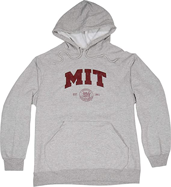 MIT Sudadera con Capucha Massachusetts Institute of Technology Sudadera con Capucha: Amazon.es: Ropa y accesorios