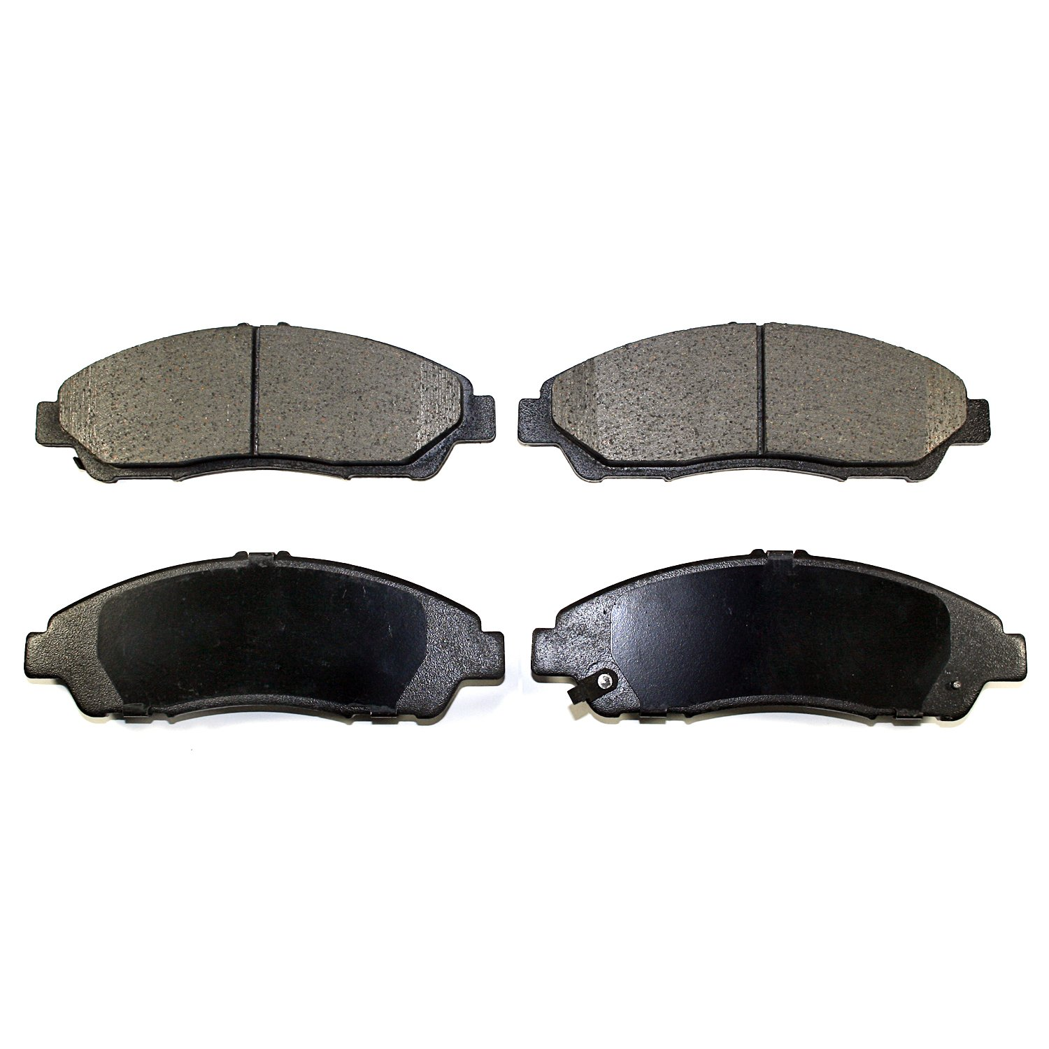 4pcs Drilled Slotted Brake Rotors and 8pcs Ceramic Disc Brake Pads fit for 2007 2008 2009 2010 2011 Dodge Nitro,2008 2009 2010 2011 2012 Jeep Liberty 818477-5206-1403190431 SCITOO Brakes and Rotors Kit