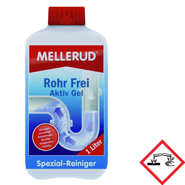 MELLERUD Rohr Frei Aktiv Gel 1,0 Liter 2003109151: Amazon.de: Baumarkt