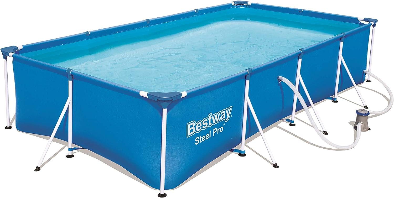 Bestway 56424 - Piscina Desmontable Tubular Infantil Family Splash ...
