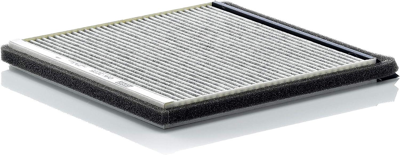 Original Mann Filter Innenraumfilter Cuk 2225 Pollenfilter Mit Aktivkohle Für Pkw Auto