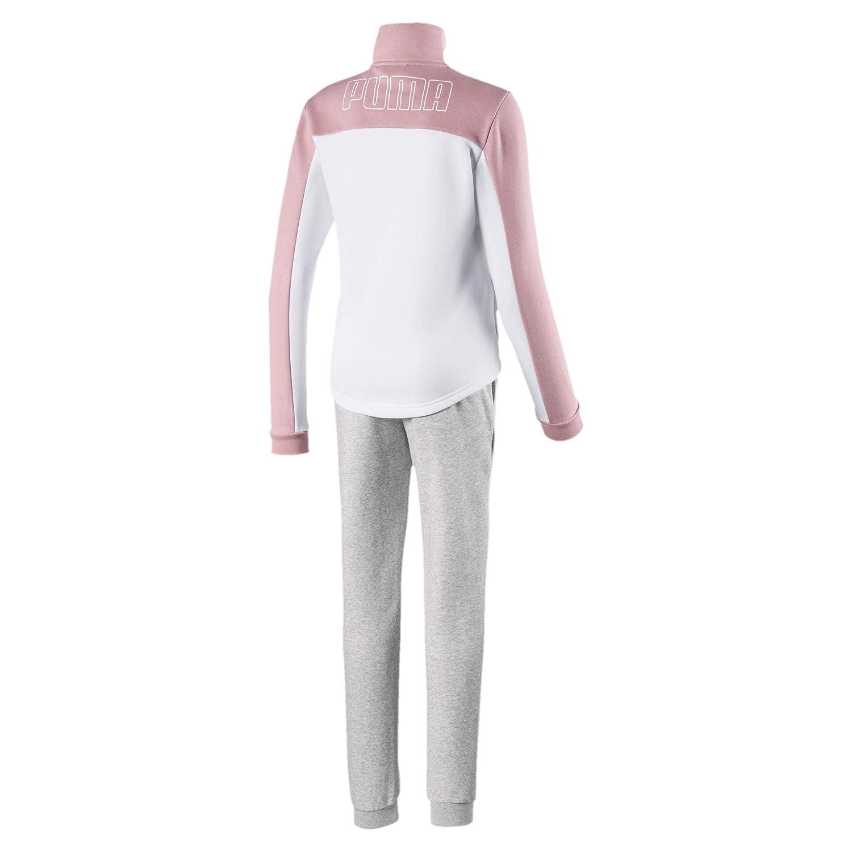Color Rosa Puma Suit G Ch/ándal para ni/ño