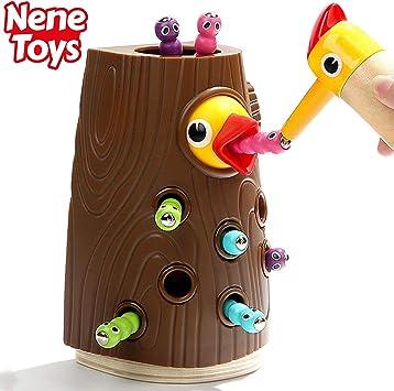 Nene Toys - Juguete Educativo para Niños y Niñas de 2 3 4 años ...