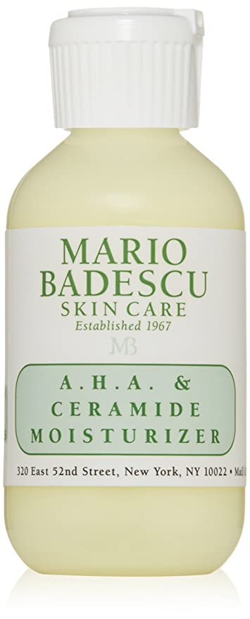 A.H.A. & Ceramide Moisturizer - For Combination/ Oily Skin Types 2oz Colonel Conk Natural Beard Wash - Unscented