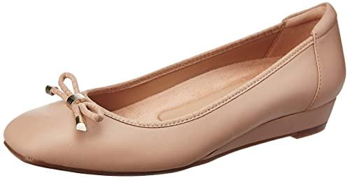 70624abe3d14 Naturalizer Women s Dove Ballet Flats  Buy Online at Low Prices in ...
