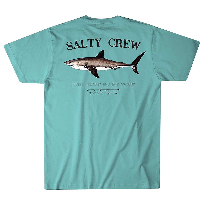 Salty Crew Mens Bruce Short Sleeve Tee