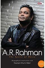 A.R. Rahman the Spirit of Music Paperback