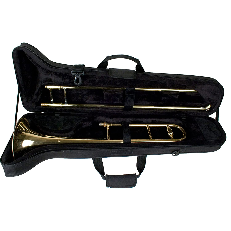 Pro Tec MX306CTS Straight Tenor Trombone MAX Case - Contoured