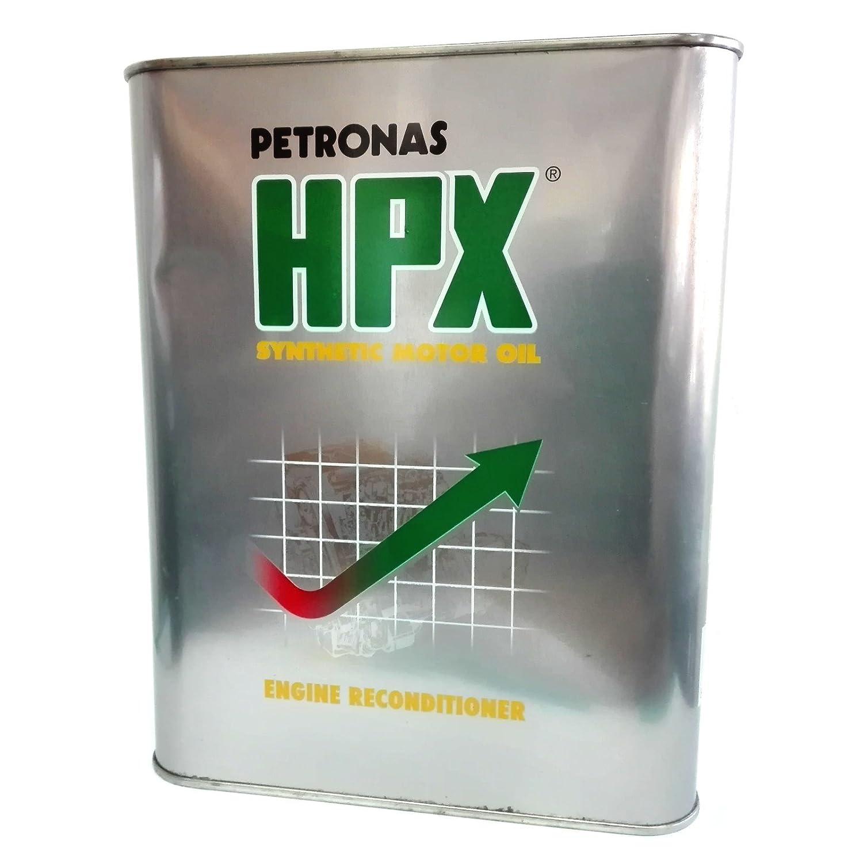 Olio motore auto Petronas HPX 20W50 ACEA A3-B2 / API SJ-CF - 4 LITRI Motocar