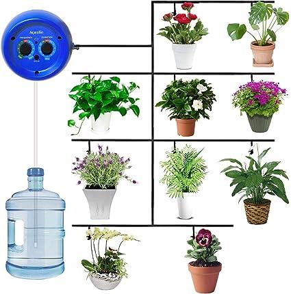 Irrigation D Arrosage Contrôlleur Intérieur Automatique Goutte A Goutte Usb Amazon Fr Jardin