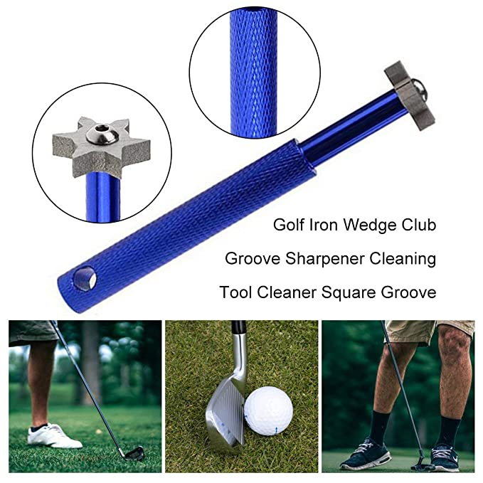 EdBerk74 - Afilador para palos de golf (forma cuadrada ...