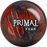 Motiv Primal Fear Bowling Ball- Orange/Charcoal Pearl