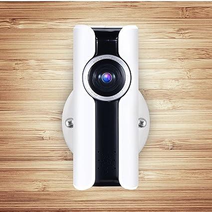 Cámara vigilancia IP Camera Wifi 360 ° Hd 1080P, home-security, resolución casa