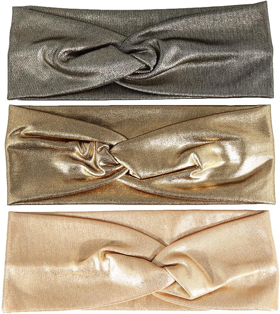 Gold System Bow Headband...