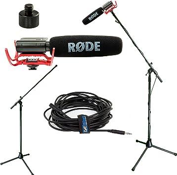 Rode Videomic Studio Boom Kit Vm Galgenstativ Elektronik