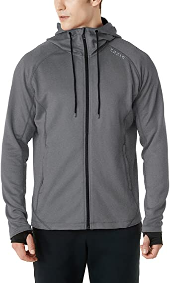 Grey and Black Training Tracksuit Top LARGE Classic Running Normally £30