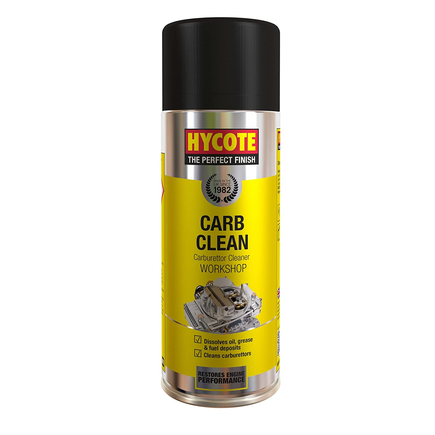 HYCOTE Maintenance Carb Cleaner, 400ml XUK303