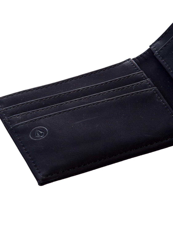 Volcom Accesories Monedero, 15 cm, litros, Negro: Amazon.es ...