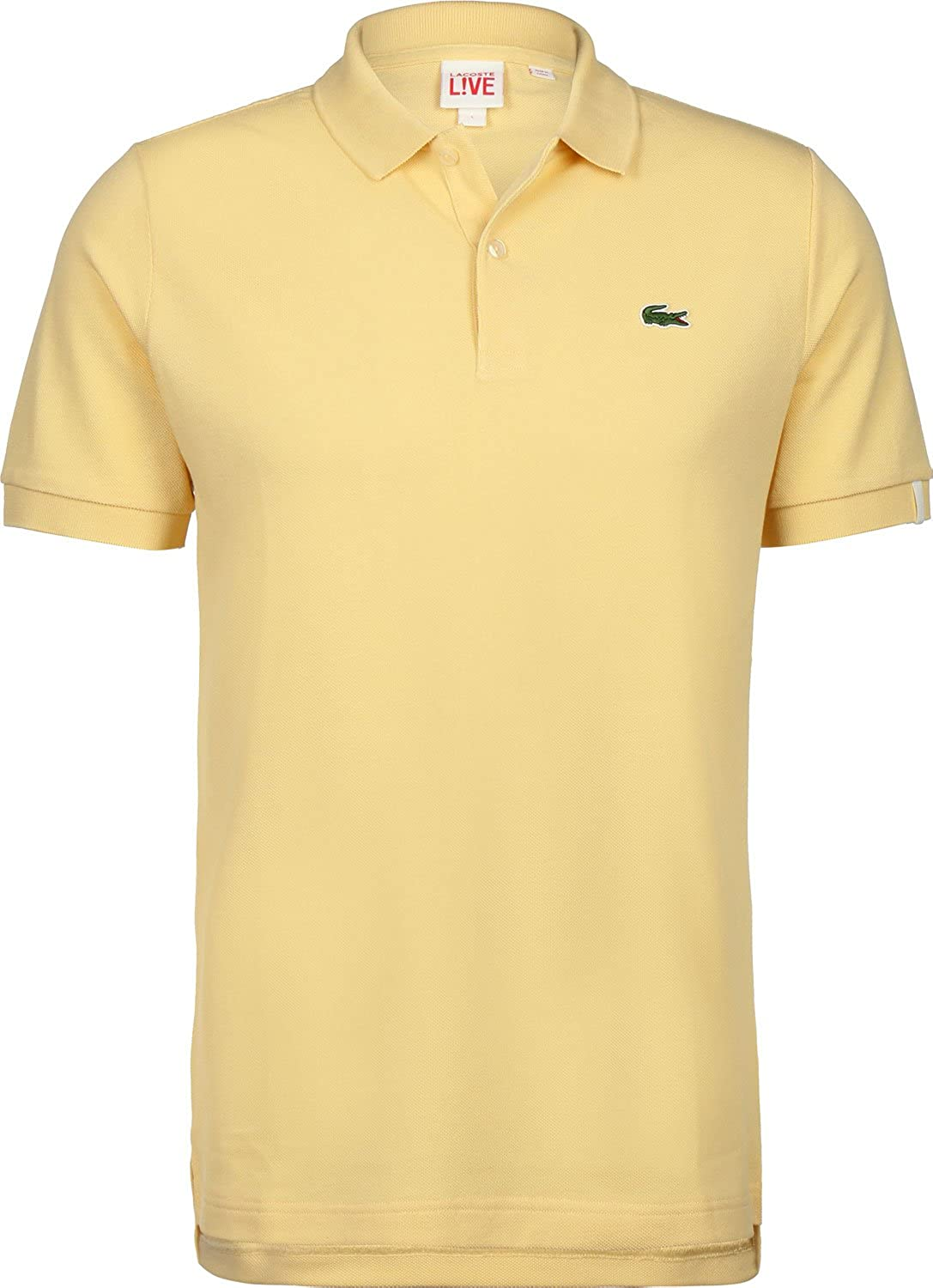 Lacoste Polo PH8405 Amarillo XXS Amarillo: Amazon.es: Ropa y ...