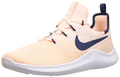detailed look b33cb d7d59 Nike Women s WMNS Free TR 8 Fitness Shoes, Orange (Crimson Tint White