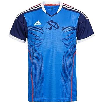 1415bf55a Adidas Men s Handball France T-Shirt M  Amazon.co.uk  Sports   Outdoors