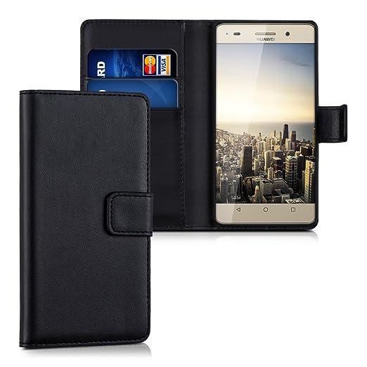 21 opinioni per kwmobile Custodia portafoglio per Huawei G Play Mini- Cover a libro in simil