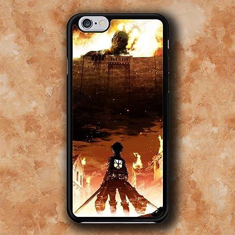 attack on titan coque iphone 8 plus