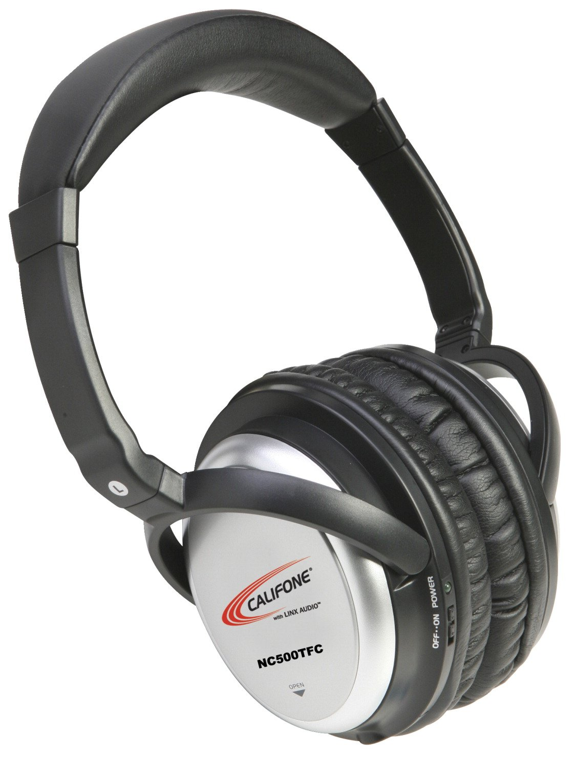 Amazon.com: Califone NC500TFC Active Noise Cancelling Headphones with  Storage Case: Home Audio & Theater