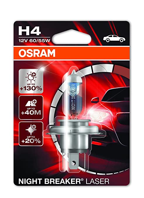 Osram 64193NBL-01B Lámpara Halógenas para Faros