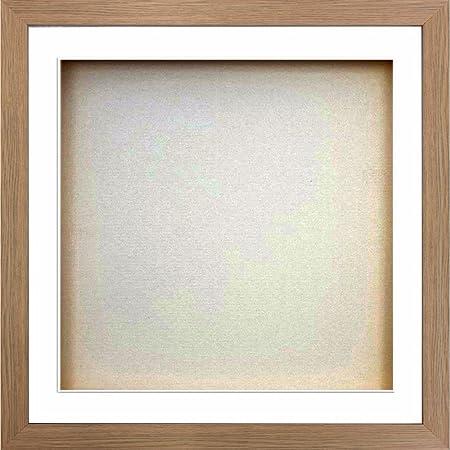 Kwik Picture Framing Ltd 3D square box frames for baby cast | White ...