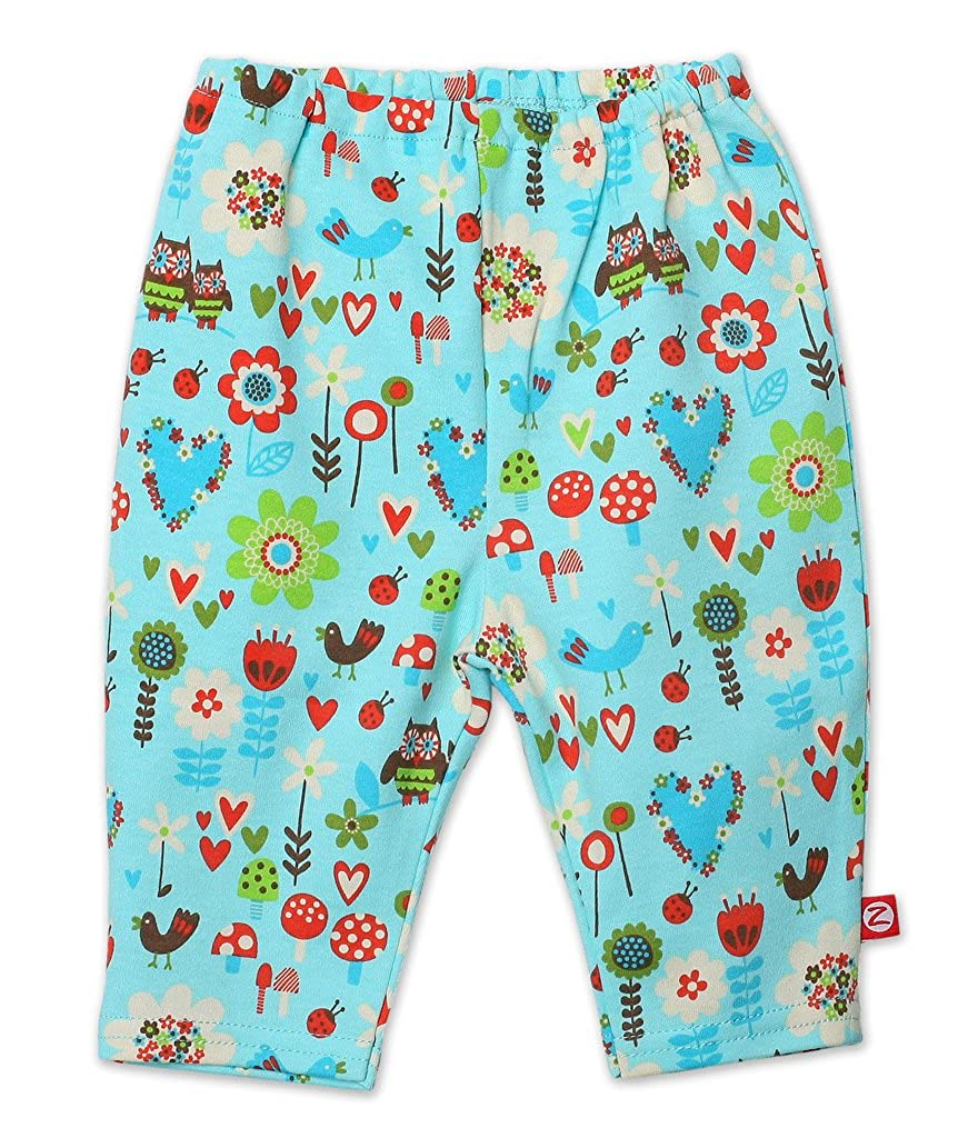 Zutano Baby-girls Newborn Penny Lane Legging