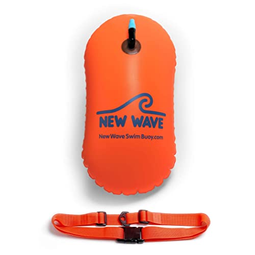 New Wave Swim Bubble For Open Water Swimmers and Triathletes