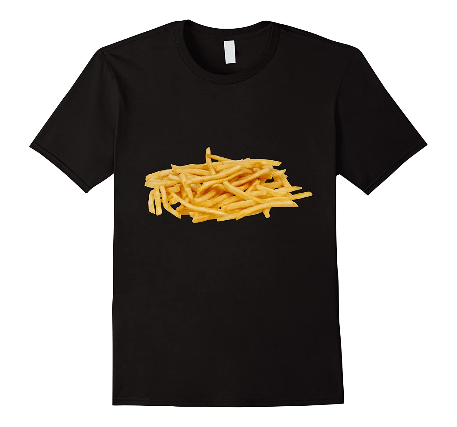 French Fries T-shirt Fast Food Burger Meal Fry Love-FL