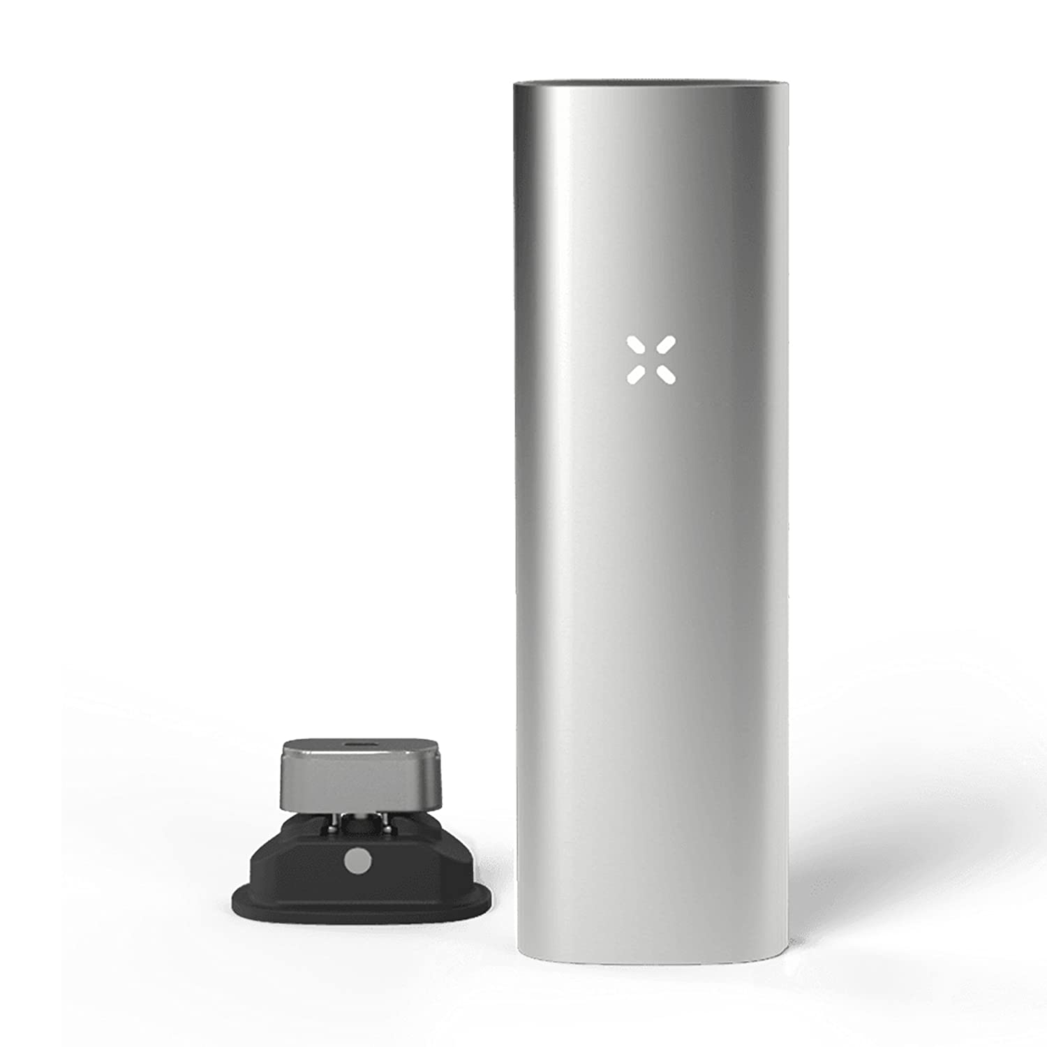 Pax | PAX 3 - Premium Portable Vaporizer - Dry Herb Oil Wax Vape Pen - 10  Year Warranty - New Colour - Complete Kit - Matte Silver