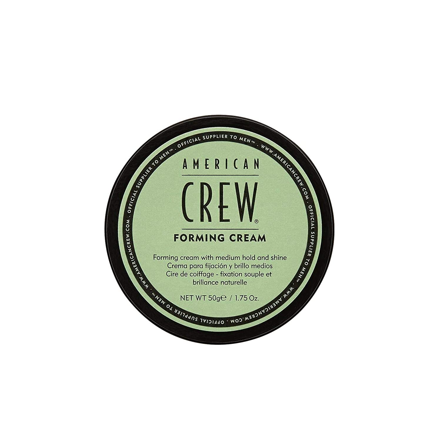 American Crew Forming Creme For Men, 3 Oz Revlon Professional 110017 C-AM-003-85