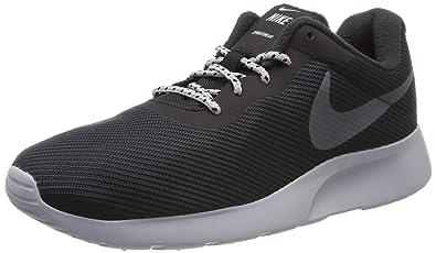 check out 71fcb c5b57 Nike Herren Tanjun SE Fitnessschuhe Mehrfarbig (BlackDark Wolf Grey 005),  40.5