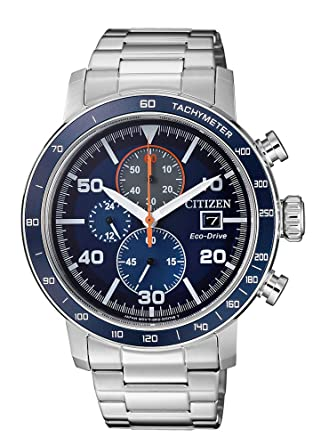 CITIZEN ECO DRIVE CHRONO CA0640-86L. Reloj de cuarzo con carga solar (Sin
