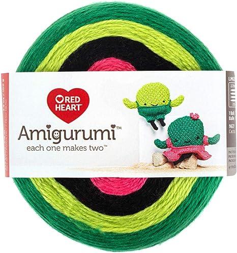 Katia Amigurumi - Ovillos de lana, color:colores 101-110 (S01 ... | 501x466