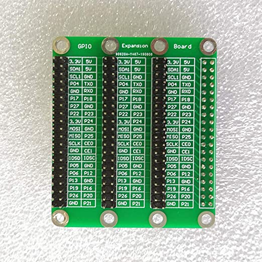 40p Extension Board Kit Adapter 40-pin GPIO Cable for Raspberry Pi 1b //2b//3b LJ for sale online