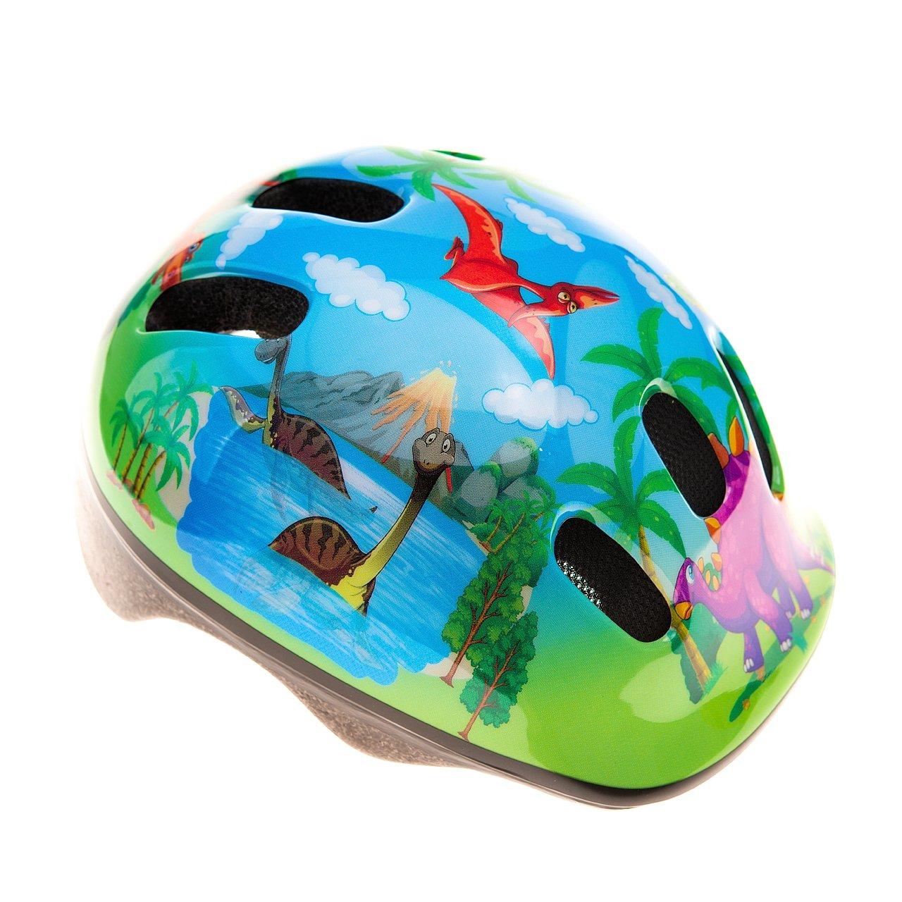 BeBeFun Intant/Toddler Size CPSC Certificated Kids Adjustable Bike/Cycling Helmet Boy Girl Sports Safety Helmet by BeBeFun