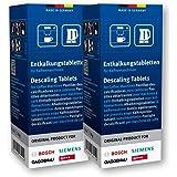 1x 3 BOSCH SIEMENS Ent 1x 10 BOSCH SIEMENS Reinigungstabletten 00311769