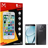 DMG Ikare Fiber Front And Back Tempered Glass For Samsung Galaxy A9 Pro (2016)