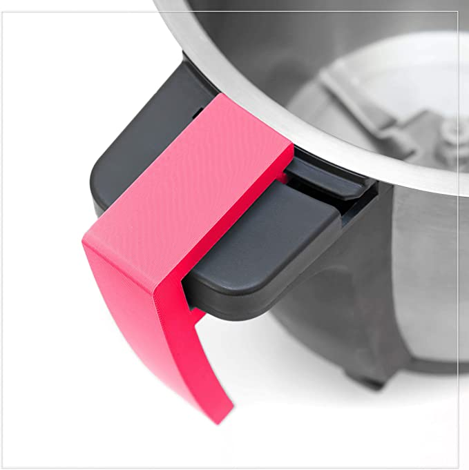 Compra Coolina - Mango para grifo de mezclas Monsieur Cuisine Connect (MCC), color rosa en Amazon.es
